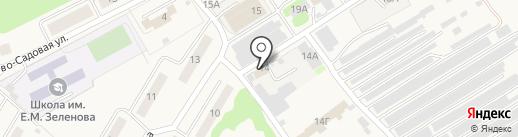 Автошкола на карте Новосемейкино