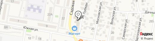 ДУБРАВАМЕБЕЛЬ.РФ на карте Петры Дубравы
