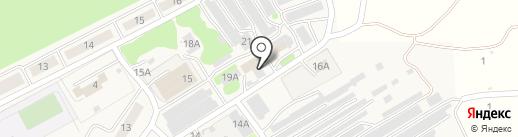 Олимп на карте Новосемейкино