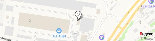 РосАгроТорг на карте Смышляевки