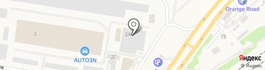 Союзпак на карте Смышляевки