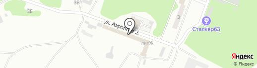 ПолимерПромТоргСтрой на карте Самары
