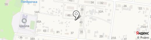 Самир на карте Черноречья