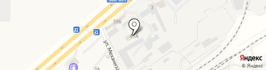 АгроТехСнаб на карте Смышляевки