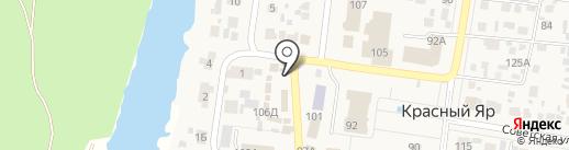ZOO ЦЕНТР на карте Красного Яра