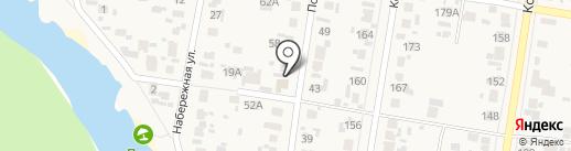 Дмитрий на карте Красного Яра