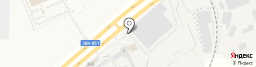 ПрофСнабСервис на карте Смышляевки