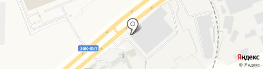 Интерпринт Самара на карте Смышляевки