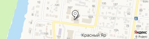 Феникс на карте Красного Яра