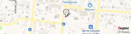 Сам-По на карте Красного Яра
