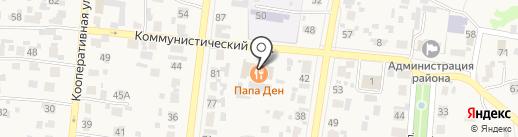 Департамент охоты и рыболовства Самарской области на карте Красного Яра