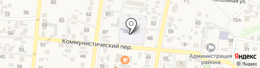 Ромашка на карте Красного Яра