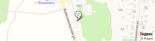 АвтоЯР на карте Красного Яра