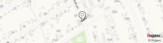 Вжик на карте Смышляевки