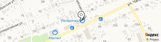 QIWI на карте Смышляевки