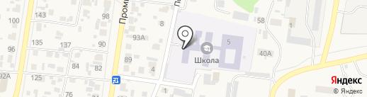 Красноярский Ресурсный Центр, ГБУ на карте Красного Яра