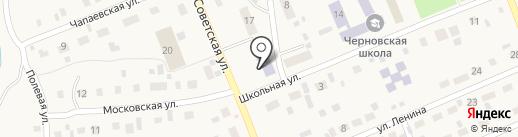 Детская школа искусств №1 на карте Черновского