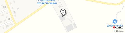 Энергоремстрой на карте Черновского