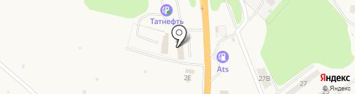 Стройсервис на карте Алексеевки
