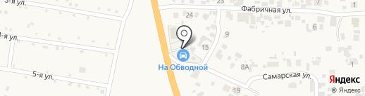 Многопрофильная компания на карте Алексеевки