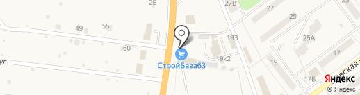 ПромСтройМир на карте Алексеевки