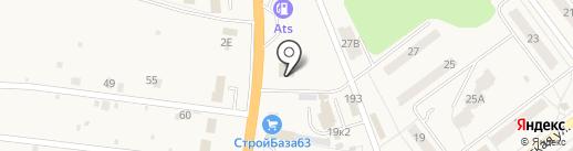 Трак Эмпайр на карте Алексеевки
