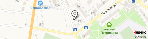 Магазин на карте Алексеевки