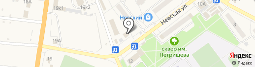 Платежный терминал, Сбербанк, ПАО на карте Алексеевки