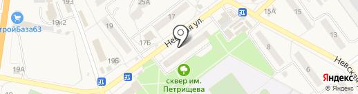 Мир пряжи на карте Алексеевки