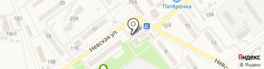 ПIВЗАВОД на карте Алексеевки
