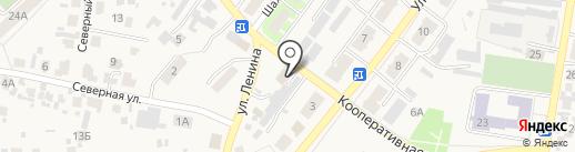 Парикмахерская на карте Алексеевки