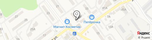 Мясной гастроном на карте Алексеевки