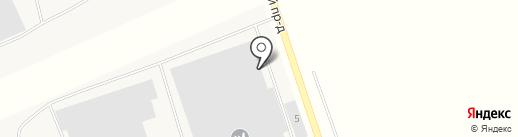 Электрощит, ПАО на карте Алексеевки