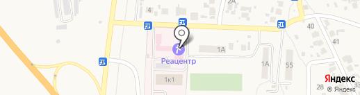 РосСвет на карте Алексеевки