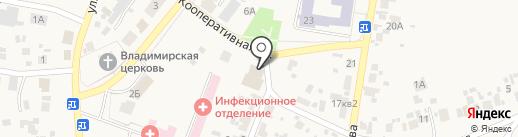 До-ми-сольки на карте Алексеевки
