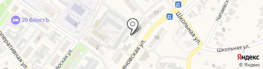 Сударыня на карте Алексеевки