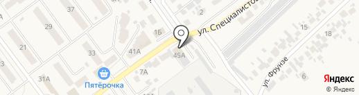 МЕГАОПТ на карте Алексеевки