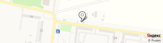 Шарм на карте Рощинского