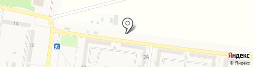 Магазин бытовой химии и парфюмерии на карте Рощинского