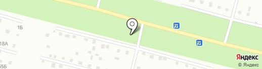 Удачный №7 на карте Сыктывкара