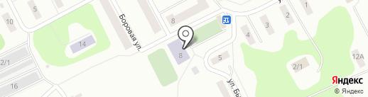 ДЮСШ №6 на карте Сыктывкара