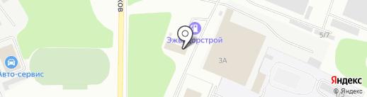 7 Звезд на карте Сыктывкара
