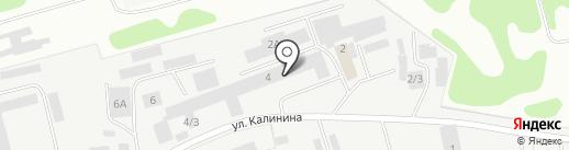 СыктывCAR на карте Сыктывкара