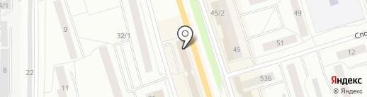 ВАША ОПТИКА на карте Сыктывкара