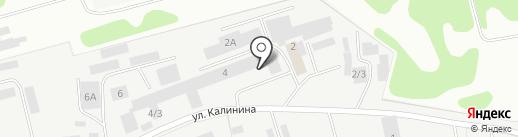 СыктывKAR на карте Сыктывкара