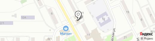 Harisma на карте Сыктывкара