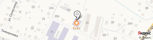 Нуга Бест на карте Выльгорта