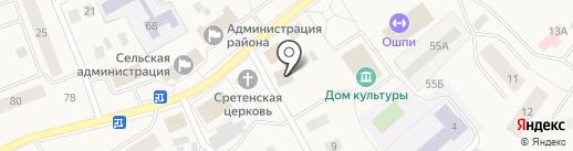 Отдых на карте Выльгорта