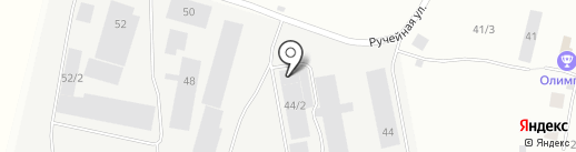 Mansory на карте Сыктывкара