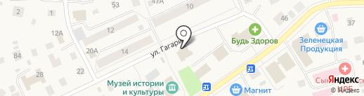Сыктывдинский районный комитет по охране окружающей среды на карте Выльгорта